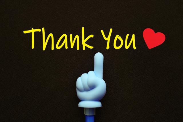 SEO自動リライトツールのランキング投票に対するお礼
