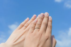 手作り結婚指輪(ハンドメイドリング)